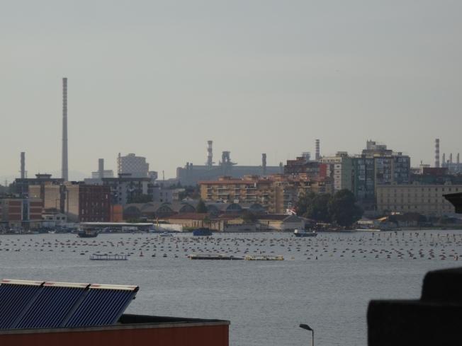 Taranto in Puglia, Italy