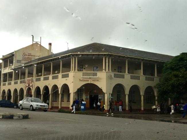 Bulawayo in Matabeleland, Zimbabwe