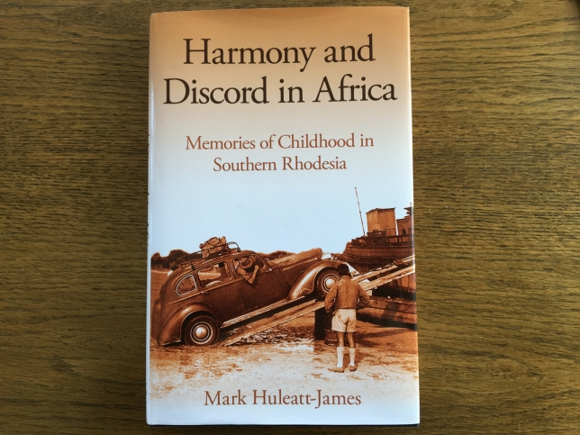 Harmony and Discord in Africa by Mark Huleatt-James