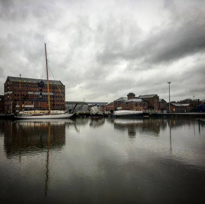 Gloucester Docks, England