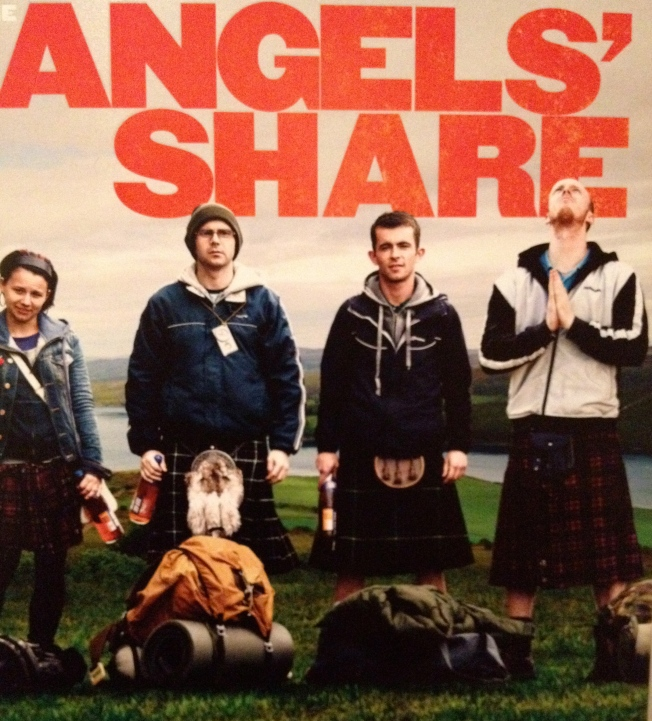 Angels' Share - a film directed by Ken Loach