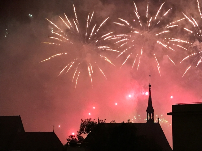 Prague celebrates the 100 years since the founding of Czechoslovakia