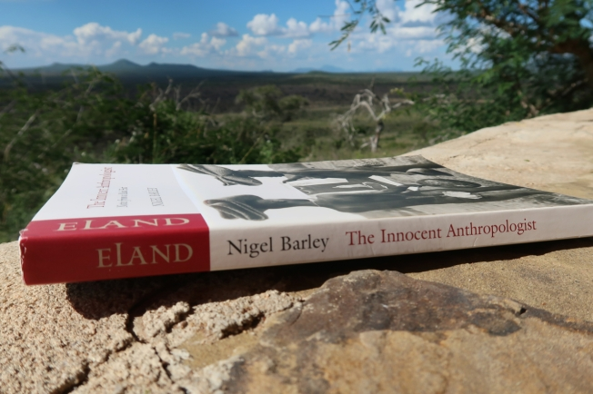 The Innocent Anthropologist - Notes from a Mud Hut by Nigel Barley