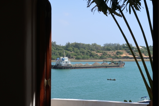 Ingredients for the new port in Lamu