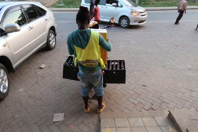 Delivery - Kilifi, Kenya